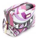 エミリオプッチの財布、ケース エミリオプッチ 化粧ポーチ ピンク系