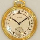 ジャガールクルトの時計 ジャガールクルト ポケットウォッチ 18K