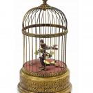 美術品の骨董品・美術品 リュージュ シンキングバード からくり オルゴール