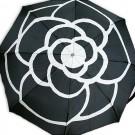 シャネルのアクセサリー シャネル カメリア柄 折りたたみ傘