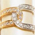ピアジェのブランドジュエリー ピアジェ ポセション ダイヤモンド リング