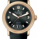 ブランパンの時計 ブランパン レ・マン 18KPG×黒文字盤