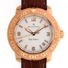 ブランパンの時計 ブランパン フィフティファゾムス 18KPG