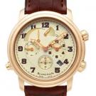 ブランパンの時計 ブランパン レ・マン GMT PG