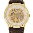 ブランパンの時計 ブランパン ヴィルレ スケルトン