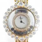 ショパールの時計 ハッピーダイヤモンド アイコン イエローゴールド