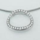 ギメル ダイヤモンド ネックレス
