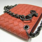 ボッテガ・ヴェネタの財布、ケース ボッテガ ヴェネタ チェーンウォレット