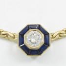 メレリオ・ディ・メレー サファイヤダイヤモンド