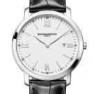ボーム&メルシエの時計 ボーム&メルシェ ケープランド 白文字盤