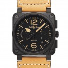 ベル&ロスの時計 ベル&ロス BR03-94 HERITAGE-CA