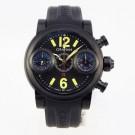 グラハムの時計 グラハム ソードフィッシュ ブラック