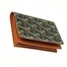 ゴヤールの財布、ケース ゴヤール  カードケース  ブラック