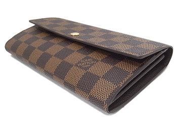 huge discount f5dfd 32666 ルイ・ヴィトンのダミエの財布を買い取りました。銀座ダンシャリ ...