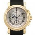 ブレゲの時計 ブレゲ マリーンII クロノグラフ 5827BA125ZU