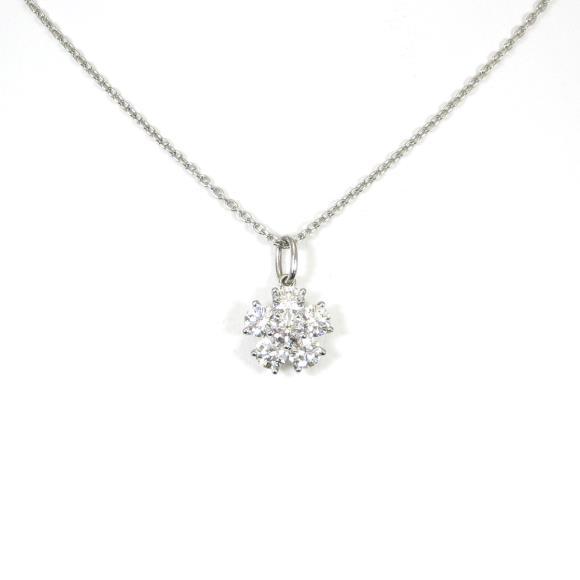 ギメルダイヤモンドネックレス
