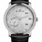 ブランパンの時計 ブランパン ヴィルレ アニュアルカレンダーGMT