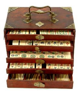 Mahjong Sha