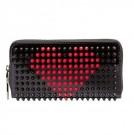 クリスチャン・ルブタンの財布、ケース ルブタン バレンタイン限定 長財布