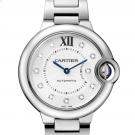 カルティエの時計 カルティエ バロンブルーLM 3001