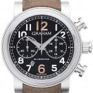 グラハムの時計 グラハム シルバーストーン ヴィンテージ44