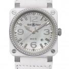ベル&ロスの時計 ベル&ロス BR03-92 ホワイトセラミック