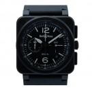ベル&ロスの時計 ベル&ロス BR03-94-BL-CE クロノグラフ