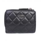 シャネルの財布、ケース シャネル キャビアスキン 3つ折り財布