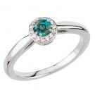 アレキサンドライト ダイヤモンド リング:52,000円