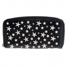 ジミーチュウの財布、ケース ジミーチュウ スタースタッズ 長財布