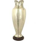 クリストフル アールデコ 花瓶:20,000円