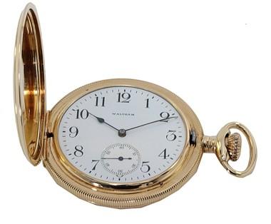 ウォルサム 懐中時計