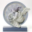 リヤドロ SWEET WATER FLOWER :140,000円