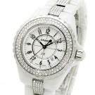 シャネルの時計 シャネル  J12  ダイヤモンド