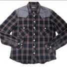 クロムハーツ     ネルシャツ:70,000円
