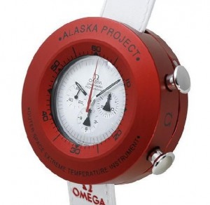 オメガ アラスカプロジェクト 311.32.42.30.04.001