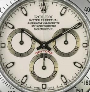 ロレックス デイトナ 116520 クリーム