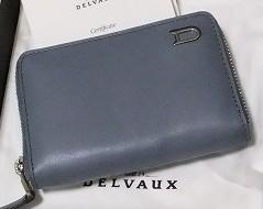 デルボー 財布
