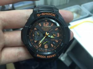 Gショック スカイコクピット GW-3000B