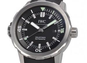 IWC アクアタイマー IW329001
