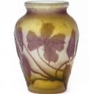 ガレ    クレマチス文化瓶:50,000円
