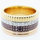 ブシュロンのブランドジュエリー ブシュロン キャトルリング ダイヤモンド