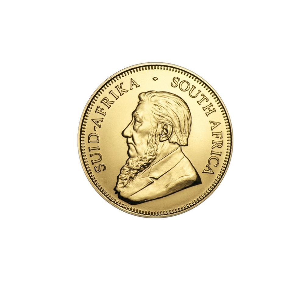 K22 クルーガー金貨
