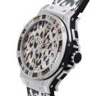 ウブロの時計 ウブロ ビックバン スノーレオパード