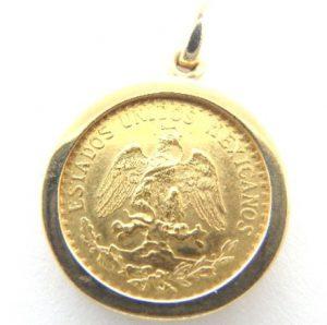 メキシコ ペソ金貨
