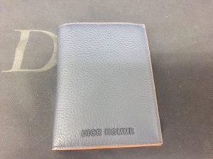 ディオールオム カードケース