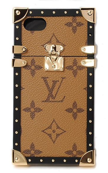 ヴィトン モノグラムリバース アイトランク M64484