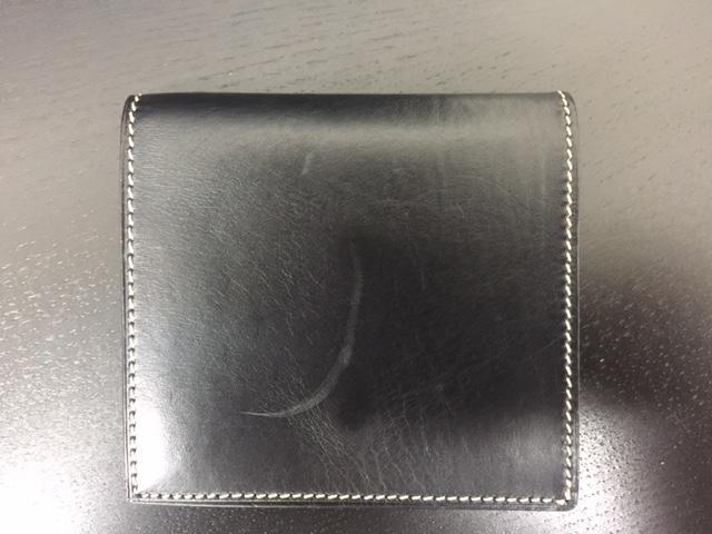 万双 ブライドル ミニ財布