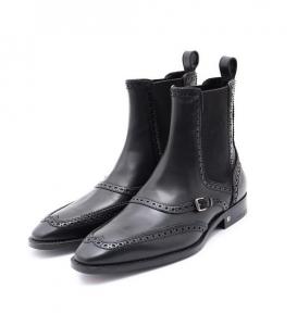 ヴィトン レザーサイドゴア ブーツ