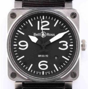 ベル&ロス BR03-92-S